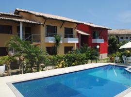 Residence Vila Europa, hotel near Arena Axé Moi Bar, Porto Seguro