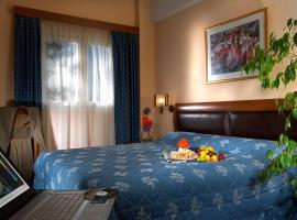 Byzantio Hotel, отель в Салониках