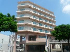ホテルベルハーモニー石垣島、石垣島のホテル