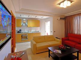 Appart Hôtel Mouna, Hotel in Marrakesch