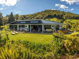 City Lights Boutique Lodge, B&B in Rotorua