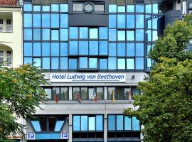 Hotel Ludwig van Beethoven, hotel in Friedrichshain-Kreuzberg, Berlin