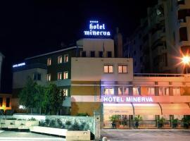 Hotel Minerva, hotel in Pordenone