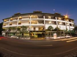 Siam Triangle Hotel, hotel in Chiang Saen