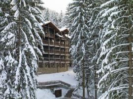 Ana Hotels Bradul Poiana Brasov, hotel in Poiana Brasov