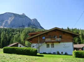 Beim Laisi, self catering accommodation in Ehrwald