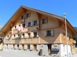 Les Promenades en Montagne, hotel in Chateau-d'Oex