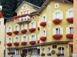 Hotel Alpsu, Hotel in Disentis