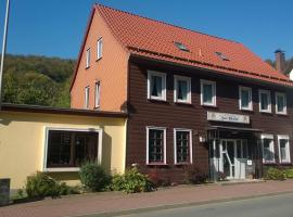 Wiedaer Hütte, hotel i Wieda