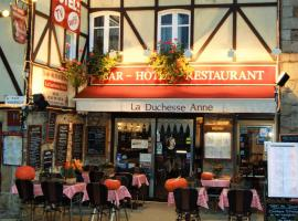 Duchesse Anne, hôtel à Dinan
