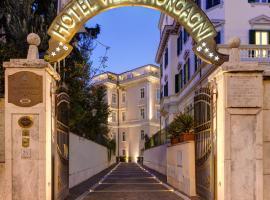 Hotel Villa Morgagni, hotel in Nomentano, Rome