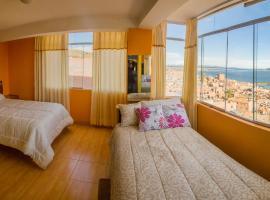 Wisny Inn, hotel near Viewpoint Puma Uta, Puno