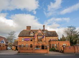 Harefield Manor Hotel, hotel near intu Lakeside Shopping Centre, Romford