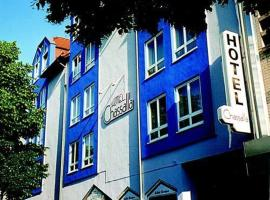 Hotel Chassalla, accommodation in Kassel