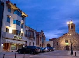 Hotel Restaurante La Peseta, hotel en Astorga