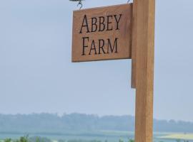 Abbey Farm, hotel near Notley Abbey, Thame