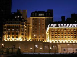 Hermitage Hotel, hotel en Mar del Plata