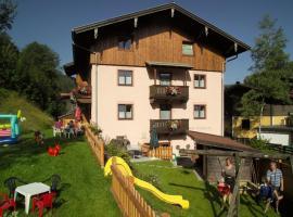 Alte Schmiede - das kleine Hotel, hotel in Wagrain