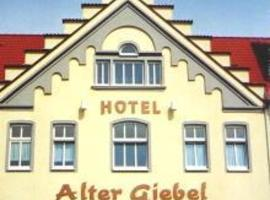 Hotel Alter Giebel, hotel in Bottrop-Kirchhellen