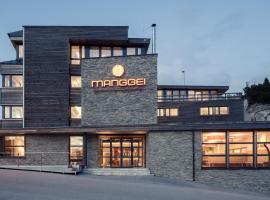 Hotel Manggei Designhotel Obertauern, hotel in Obertauern