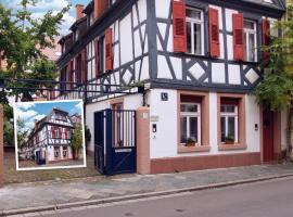 Rheintor-Apartment, hotel near Cathedral Speyer, Speyer