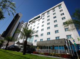 Oitis Hotel, hotel in Goiânia