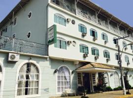 Alzira Park Hotel Ltda, hotel em São Lourenço