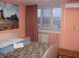 Аэро Отель, отель в Омске