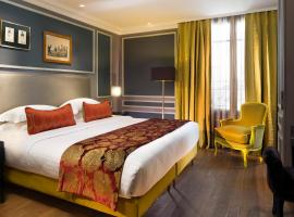 Hotel & Spa La Belle Juliette, hotel near Montparnasse Museum, Paris