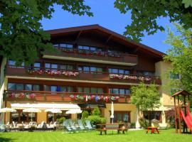 Parkhotel Kirchberg, отель в городе Кирхберг-ин-Тироль
