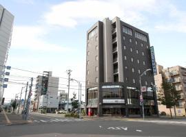 OYO Hotel The Green Asahikawa, hotel in Asahikawa