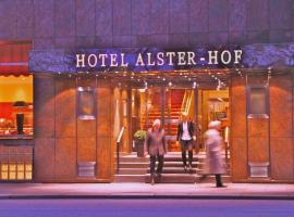 Alster-Hof, hotel near Am Rothenbaum, Hamburg