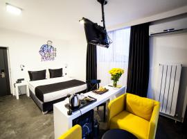 Inn 65 Budget, hotel in Ankara