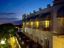 Hotel Bel Soggiorno, hotel en Taormina