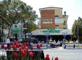 Hotel Garni Tosca, отель в городе Лидо-ди-Езоло