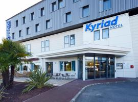 Kyriad Bordeaux Bègles, hotel near Bordeaux Train Station, Bègles