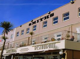 Smiths Hotel, hotel in Weston-super-Mare