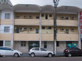 Hotel Transbrasil, hotel in Belém