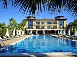 Villa Augusto Boutique Hotel & SPA, отель в Конаклах, рядом находится Гавань Аланьи