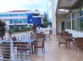 Olympic Hotel, hotel in Kigali