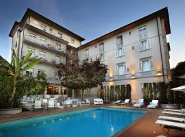 Hotel Manzoni Wellness&Spa, hotell i Montecatini Terme