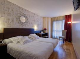 Hotel Castro Real, hotel en Oviedo