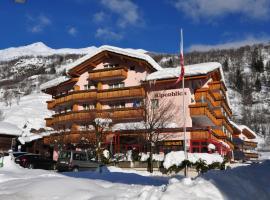 Alpenblick Wellnesshotel, hotel in Fiesch