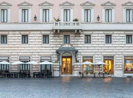 Albergo del Senato, hotel di Rome