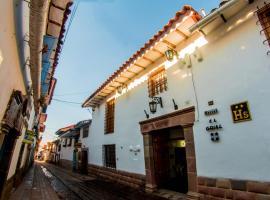 Hostal El Grial, guest house in Cusco