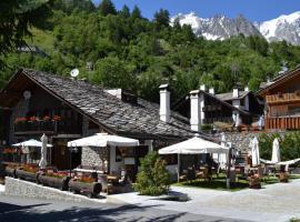 Hotel Pilier D'Angle & Wellness, hotel near Skyway Monte Bianco, Courmayeur