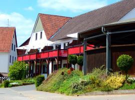 Reiter- Und Ferienhof Redder, Pension in Bad Driburg