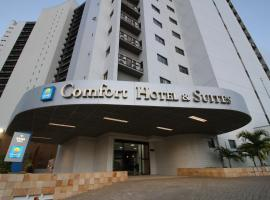 Comfort Hotel & Suites Natal, hotel near Newton Navarro Bridge - Everybody's Bridge, Natal