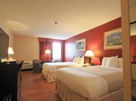 Fireside Inn & Suites Portland, отель в городе Портленд