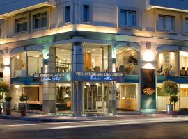 The Athenian Callirhoe Exclusive Hotel, hotel near Filopappos Hill, Athens